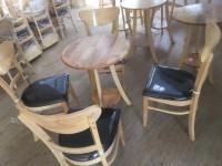 Kinh nghiệm khi mua bàn ghế bán cafe cũ