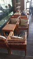 Kinh nghiệm khi bạn mua bàn ghế bán cafe cũ