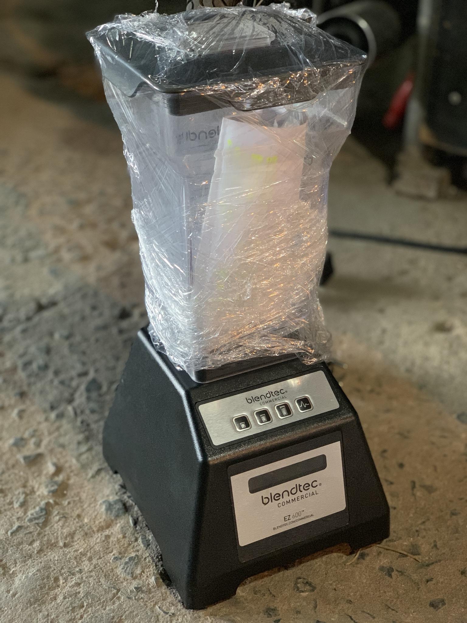 Thanh Lý Máy xay Blendtec EZ 600 mới 98% - HẾT HÀNG