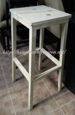 Thanh lý ghế bar đôn gỗ giá rẻ