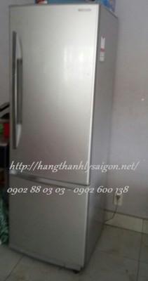 THANH LÝ TỦ LẠNH PANASONIC 220L