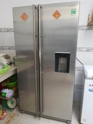 Thanh Lý Tủ lạnh Samsung 543 lít