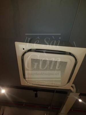 Máy lạnh âm trần daikin 3hp hàng Thái còn bảo hành