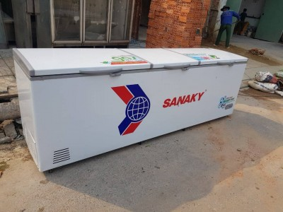 Thanh Lý Tủ Đông SANAKY Inverter 1200 Lít - HẾT HÀNG