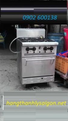 Thanh Lý  Bếp Berjaya 4 bếp