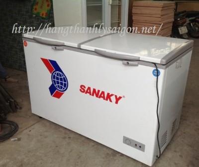 THANH LÝ TỦ ĐÔNG SANAKY 300 Lít