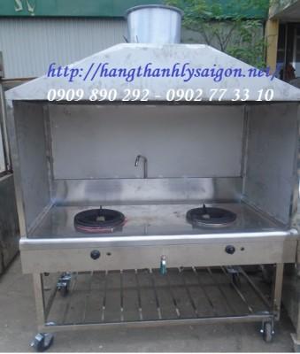 Thanh Lý Bếp 2 lò đốt