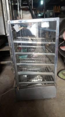 Tủ bánh bao mini