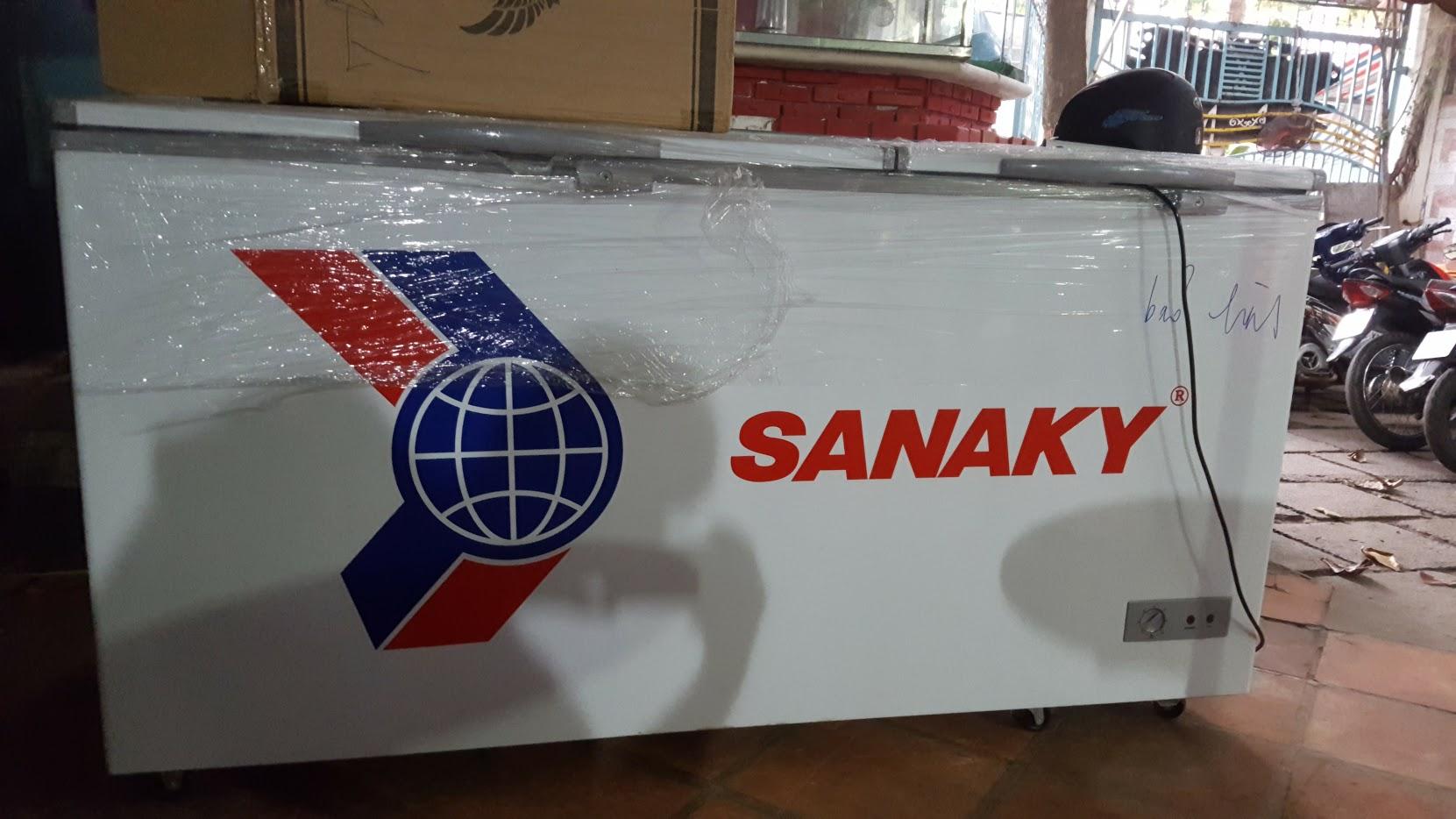 Thanh Lý Tủ đông SANAKY 660L